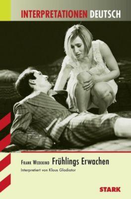 Frank Wedekind 'Frühlings Erwachen', Frank Wedekind
