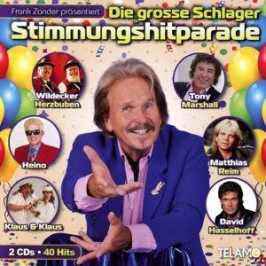 Frank Zander Präs.Die Große Schlager Stimmungshitp, Diverse Interpreten