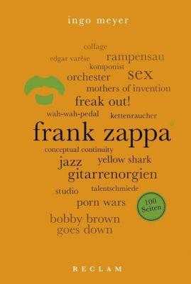 Frank Zappa, Ingo Meyer