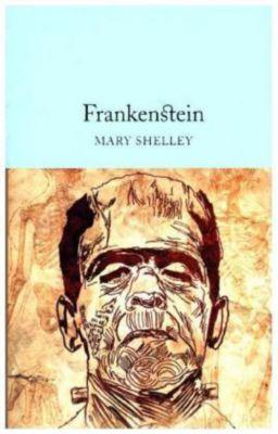 Frankenstein, English Edition, Mary Wollstonecraft Shelley