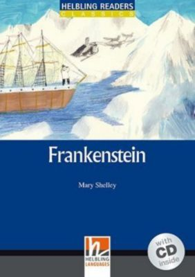 Frankenstein, m. 1 Audio-CD