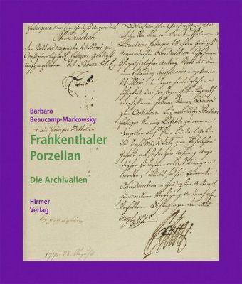 Frankenthaler Porzellan, Barbara Beaucamp-Markowsky