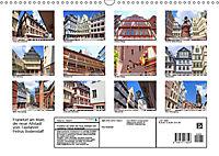 Frankfurt am Main die neue Altstadt vom Taxifahrer Petrus Bodenstaff (Wandkalender 2019 DIN A3 quer) - Produktdetailbild 13