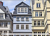 Frankfurt am Main die neue Altstadt vom Taxifahrer Petrus Bodenstaff (Wandkalender 2019 DIN A3 quer) - Produktdetailbild 8