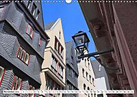 Frankfurt am Main die neue Altstadt vom Taxifahrer Petrus Bodenstaff (Wandkalender 2019 DIN A3 quer) - Produktdetailbild 11
