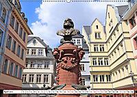 Frankfurt am Main die neue Altstadt vom Taxifahrer Petrus Bodenstaff (Wandkalender 2019 DIN A2 quer) - Produktdetailbild 4