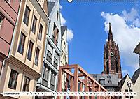 Frankfurt am Main die neue Altstadt vom Taxifahrer Petrus Bodenstaff (Wandkalender 2019 DIN A2 quer) - Produktdetailbild 12