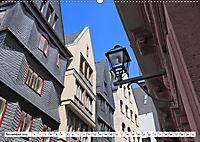 Frankfurt am Main die neue Altstadt vom Taxifahrer Petrus Bodenstaff (Wandkalender 2019 DIN A2 quer) - Produktdetailbild 11