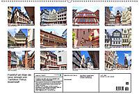 Frankfurt am Main die neue Altstadt vom Taxifahrer Petrus Bodenstaff (Wandkalender 2019 DIN A2 quer) - Produktdetailbild 13