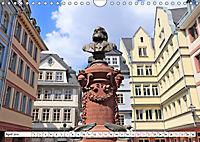 Frankfurt am Main die neue Altstadt vom Taxifahrer Petrus Bodenstaff (Wandkalender 2019 DIN A4 quer) - Produktdetailbild 4