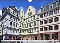 Frankfurt am Main die neue Altstadt vom Taxifahrer Petrus Bodenstaff (Wandkalender 2019 DIN A4 quer) - Produktdetailbild 2