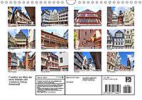 Frankfurt am Main die neue Altstadt vom Taxifahrer Petrus Bodenstaff (Wandkalender 2019 DIN A4 quer) - Produktdetailbild 13