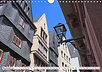 Frankfurt am Main die neue Altstadt vom Taxifahrer Petrus Bodenstaff (Wandkalender 2019 DIN A4 quer) - Produktdetailbild 11