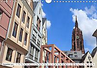 Frankfurt am Main die neue Altstadt vom Taxifahrer Petrus Bodenstaff (Wandkalender 2019 DIN A4 quer) - Produktdetailbild 12