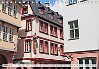 Frankfurt am Main die neue Altstadt vom Taxifahrer Petrus Bodenstaff (Tischkalender 2019 DIN A5 quer) - Produktdetailbild 10