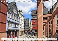 Frankfurt am Main die neue Altstadt vom Taxifahrer Petrus Bodenstaff (Tischkalender 2019 DIN A5 quer) - Produktdetailbild 9