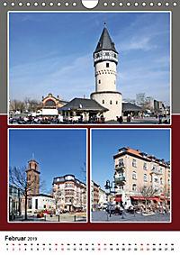 Frankfurt am Main und die schönsten Stadtteilen (Wandkalender 2019 DIN A4 hoch) - Produktdetailbild 2