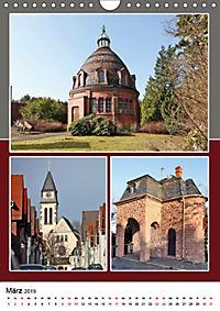 Frankfurt am Main und die schönsten Stadtteilen (Wandkalender 2019 DIN A4 hoch) - Produktdetailbild 3