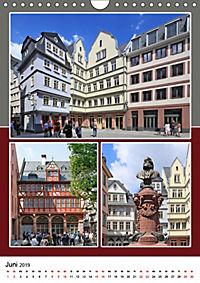 Frankfurt am Main und die schönsten Stadtteilen (Wandkalender 2019 DIN A4 hoch) - Produktdetailbild 6