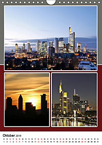 Frankfurt am Main und die schönsten Stadtteilen (Wandkalender 2019 DIN A4 hoch) - Produktdetailbild 10