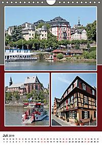 Frankfurt am Main und die schönsten Stadtteilen (Wandkalender 2019 DIN A4 hoch) - Produktdetailbild 7