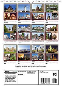 Frankfurt am Main und die schönsten Stadtteilen (Wandkalender 2019 DIN A4 hoch) - Produktdetailbild 13