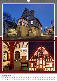 Frankfurt am Main und die schönsten Stadtteilen (Wandkalender 2019 DIN A3 hoch) - Produktdetailbild 1