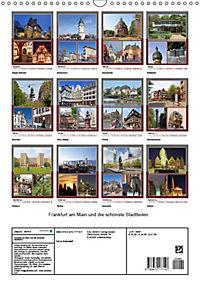Frankfurt am Main und die schönsten Stadtteilen (Wandkalender 2019 DIN A3 hoch) - Produktdetailbild 13