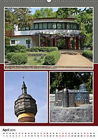 Frankfurt am Main und die schönsten Stadtteilen (Wandkalender 2019 DIN A2 hoch) - Produktdetailbild 4