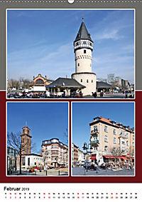 Frankfurt am Main und die schönsten Stadtteilen (Wandkalender 2019 DIN A2 hoch) - Produktdetailbild 2