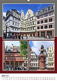 Frankfurt am Main und die schönsten Stadtteilen (Wandkalender 2019 DIN A2 hoch) - Produktdetailbild 6