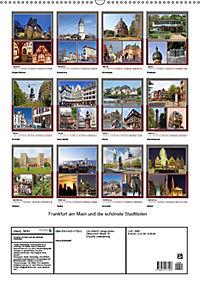 Frankfurt am Main und die schönsten Stadtteilen (Wandkalender 2019 DIN A2 hoch) - Produktdetailbild 13