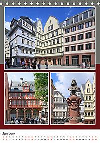 Frankfurt am Main und die schönsten Stadtteilen (Tischkalender 2019 DIN A5 hoch) - Produktdetailbild 6
