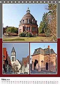 Frankfurt am Main und die schönsten Stadtteilen (Tischkalender 2019 DIN A5 hoch) - Produktdetailbild 3