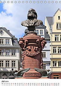 Frankfurt am Main vom Frankfurter Taxifahrer Petrus Bodenstaff (Tischkalender 2019 DIN A5 hoch) - Produktdetailbild 7