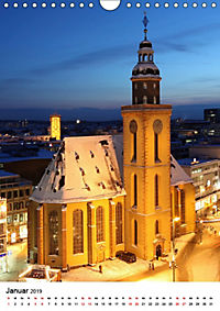 Frankfurt am Main vom Frankfurter Taxifahrer Petrus Bodenstaff (Wandkalender 2019 DIN A4 hoch) - Produktdetailbild 1