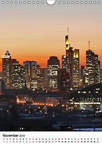 Frankfurt am Main vom Frankfurter Taxifahrer Petrus Bodenstaff (Wandkalender 2019 DIN A4 hoch) - Produktdetailbild 11