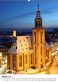 Frankfurt am Main vom Frankfurter Taxifahrer Petrus Bodenstaff (Wandkalender 2019 DIN A2 hoch) - Produktdetailbild 1