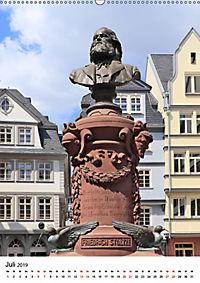 Frankfurt am Main vom Frankfurter Taxifahrer Petrus Bodenstaff (Wandkalender 2019 DIN A2 hoch) - Produktdetailbild 7