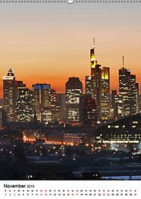 Frankfurt am Main vom Frankfurter Taxifahrer Petrus Bodenstaff (Wandkalender 2019 DIN A2 hoch) - Produktdetailbild 11