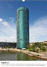 Frankfurt am Main vom Frankfurter Taxifahrer Petrus Bodenstaff (Wandkalender 2019 DIN A3 hoch) - Produktdetailbild 8