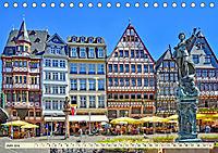 Frankfurt - meine Stadt mit viel Herz (Tischkalender 2019 DIN A5 quer) - Produktdetailbild 6
