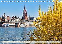 Frankfurt - meine Stadt mit viel Herz (Tischkalender 2019 DIN A5 quer) - Produktdetailbild 10