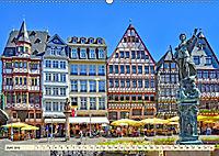 Frankfurt - meine Stadt mit viel Herz (Wandkalender 2019 DIN A2 quer) - Produktdetailbild 6