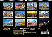 Frankfurt - meine Stadt mit viel Herz (Wandkalender 2019 DIN A3 quer) - Produktdetailbild 13