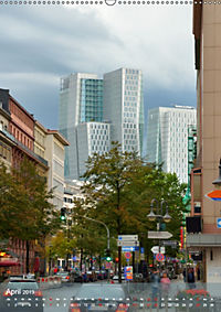 Frankfurter Pflaster (Wandkalender 2019 DIN A2 hoch) - Produktdetailbild 4