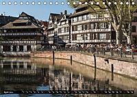 Frankreich - Strasbourg (Tischkalender 2019 DIN A5 quer) - Produktdetailbild 4