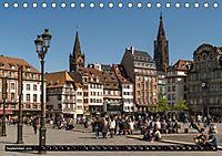 Frankreich - Strasbourg (Tischkalender 2019 DIN A5 quer) - Produktdetailbild 9