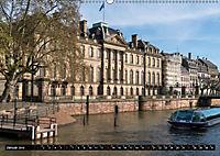 Frankreich - Strasbourg (Wandkalender 2019 DIN A2 quer) - Produktdetailbild 1