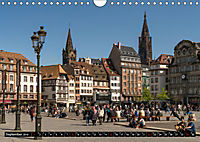 Frankreich - Strasbourg (Wandkalender 2019 DIN A4 quer) - Produktdetailbild 9